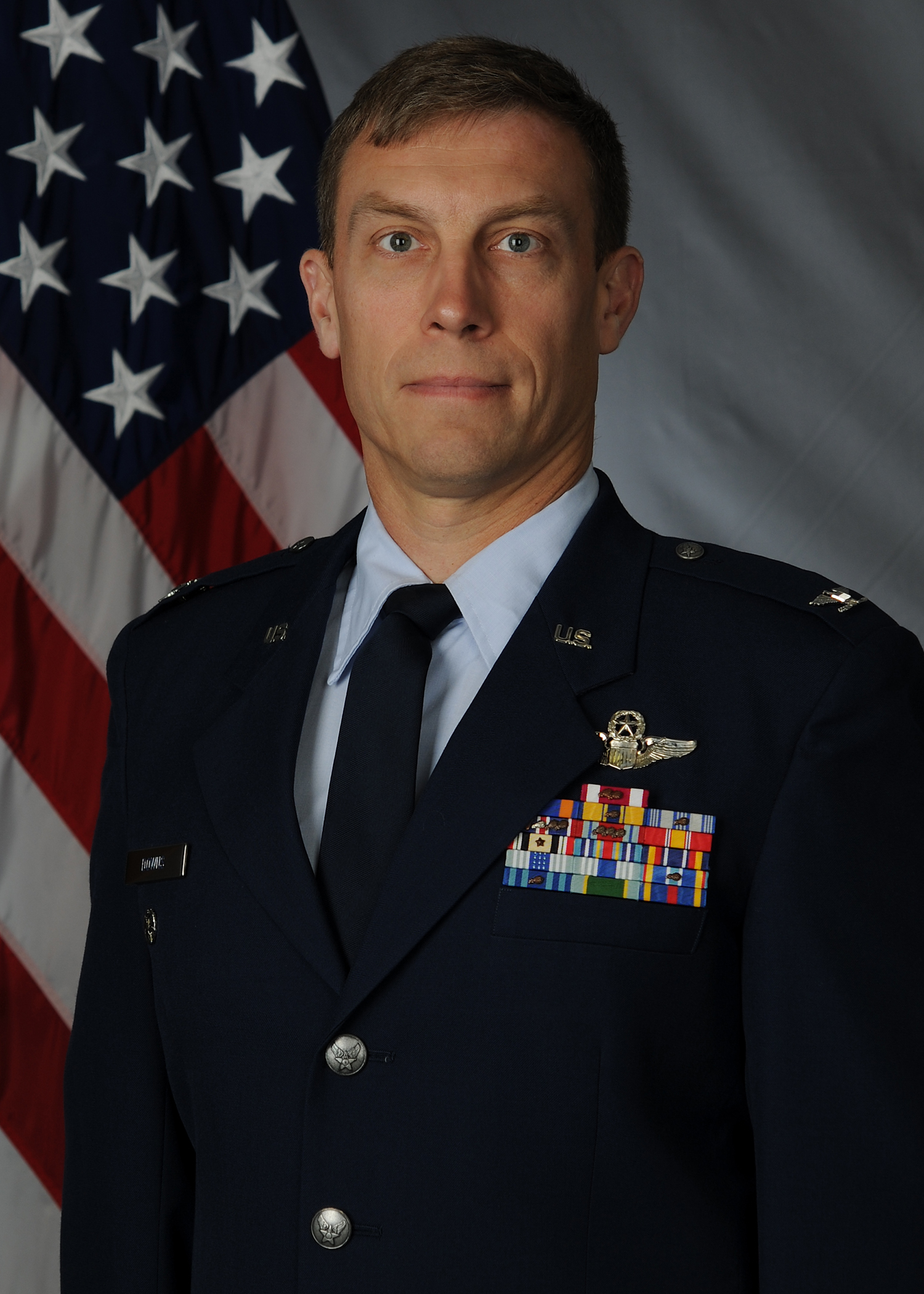 Col. George Downs